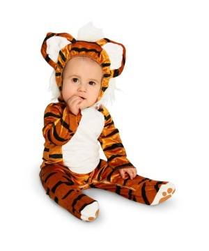 Baby Boys Tiger Cub Costume