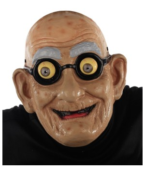 bald grampa mask