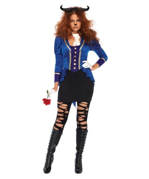 Beastly Beauty Womens Costume