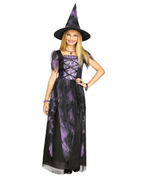 Bewitching Witch Girls Costume