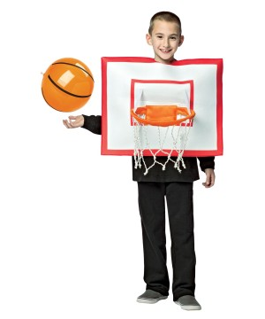 Boys Basketball Hoop Costume