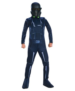 Death Trooper Boys Costume