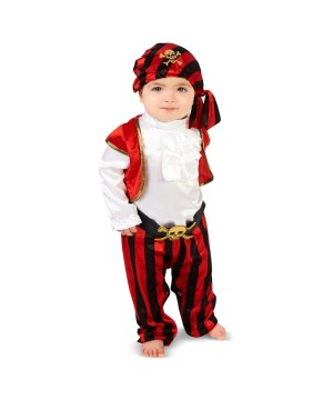 Boys Infant Pirate Costume