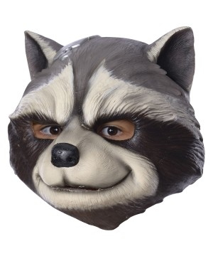 Rocket Raccoon Boys Mask