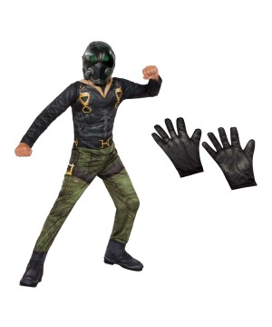 Boys Spider Man Homecoming Vulture Costume Kit