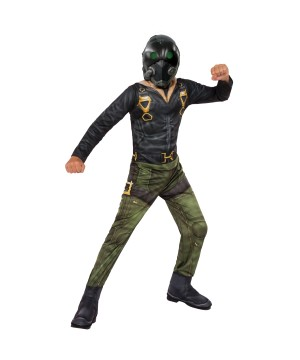 Spider-man Homecoming Vulture Boys Costume