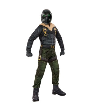 Spider-man Homecoming Vulture Muscle Boys Costume