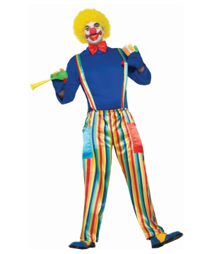 Carnival Clown Men Costume