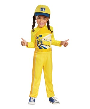 Cars 3 Cruz Girls Costume