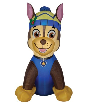 Paw Patrol Chase Airblown Inflatable