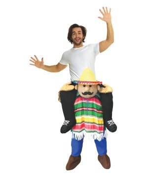 Cinco De Mayo Piggyback Costume