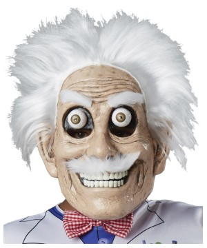 Crazy Mad Scientist Mask