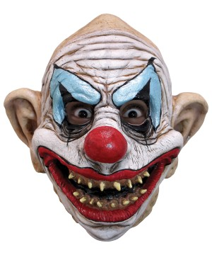 Creepy Old Clown Mask