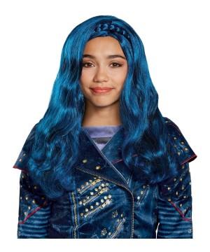 Descendants 2 Evie Girls Wig