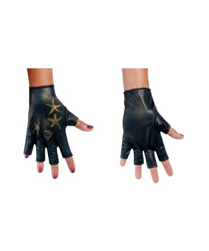 Descendants 2 Uma Girls Gloves