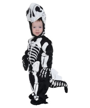 Dinosaur Fossil Boys Toddler Costume