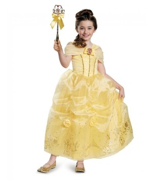 Disney Princess Girls Belle Gown