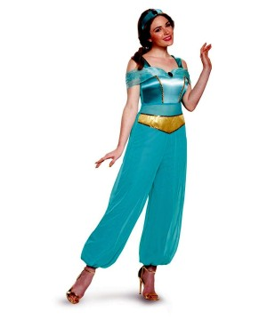 Disney Princess Jasmine Womens Costume