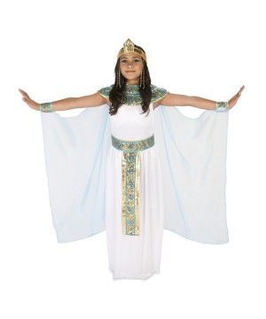 Egyptian Princess Girls Costume