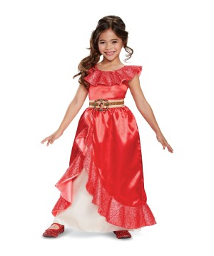 Elena Adventure Girls Costume