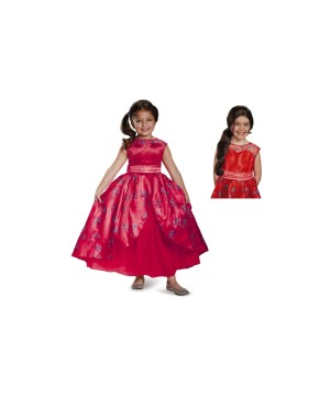 Elena of Avalor Girls Costume Kit