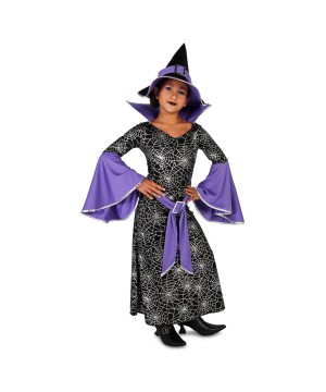 Enchanting Witch Girls Costume