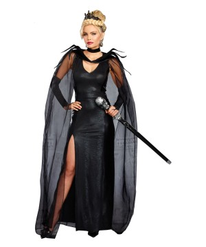 Evil Queen of Darkness Womens Costume