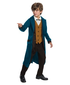 Fantastic Beasts Newt Boys Costume
