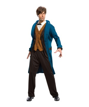 Fantastic Beasts Newt Mens Costume