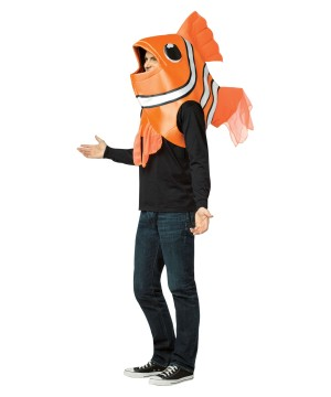 Finding Nemo Clown Fish Headpiece