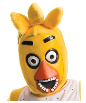 Five Nights At Freddys Boys Chica Mask