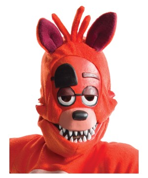 Five Nights At Freddys Foxy Boys Mask