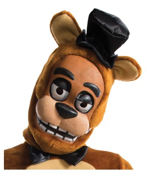 Five Nights At Freddys Freddy Boys Mask