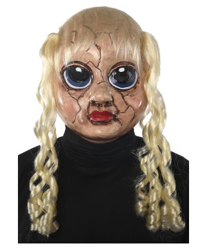 Forgotten Old Sandra Doll Mask