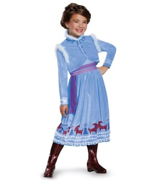 Frozen Anna Character Costume