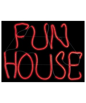 Fun House Led Sign