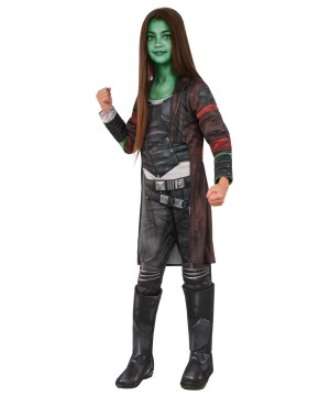 Gamora Girls Costume deluxe