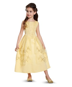 Girls Belle Ball Gown