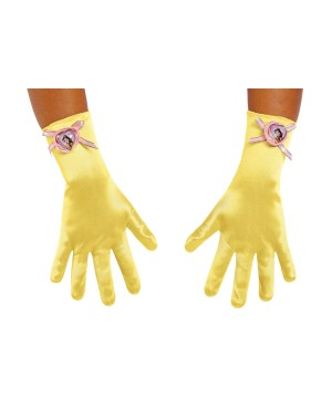 Belle Girls Costume Gloves