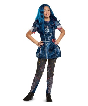Descendants 2 Evie Girls Classic Costume