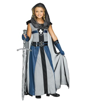 Knight Girls Costume