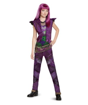 Descendants 2 Mal Classic Girls Costume