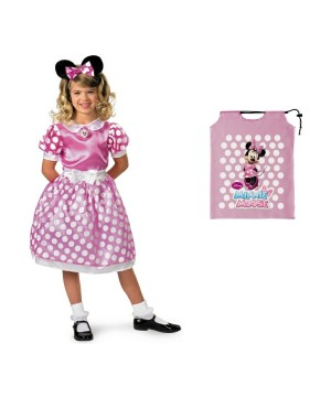 Girls Minnie Mouse Kit