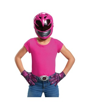 Pink Ranger Movie Girls Accessory Kit