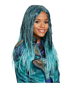 Descendants Uma Girls Wig