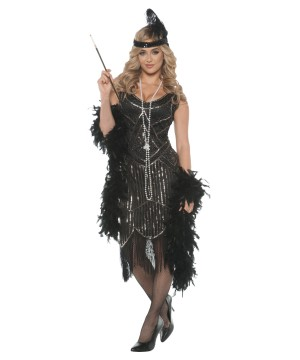 Great Gatsby Womens Costume