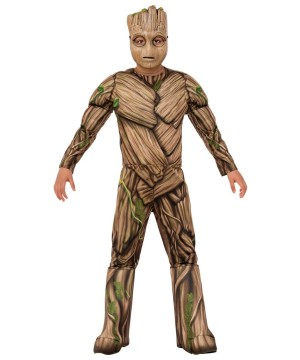 Guardians of the Galaxy Boys Groot Costume