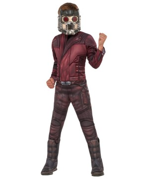 Guardians of the Galaxy Star Lord Boys Costume