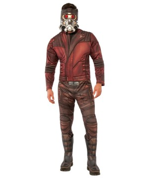 Guardians of the Galaxy Star Lord Mens Costume