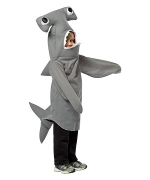Hammerhead Shark Toddler Boys Costume